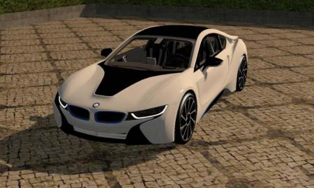 BMW I8 REWORKED 1.32