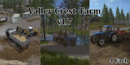 VALLEY CREST FARM 4X V1.7.1