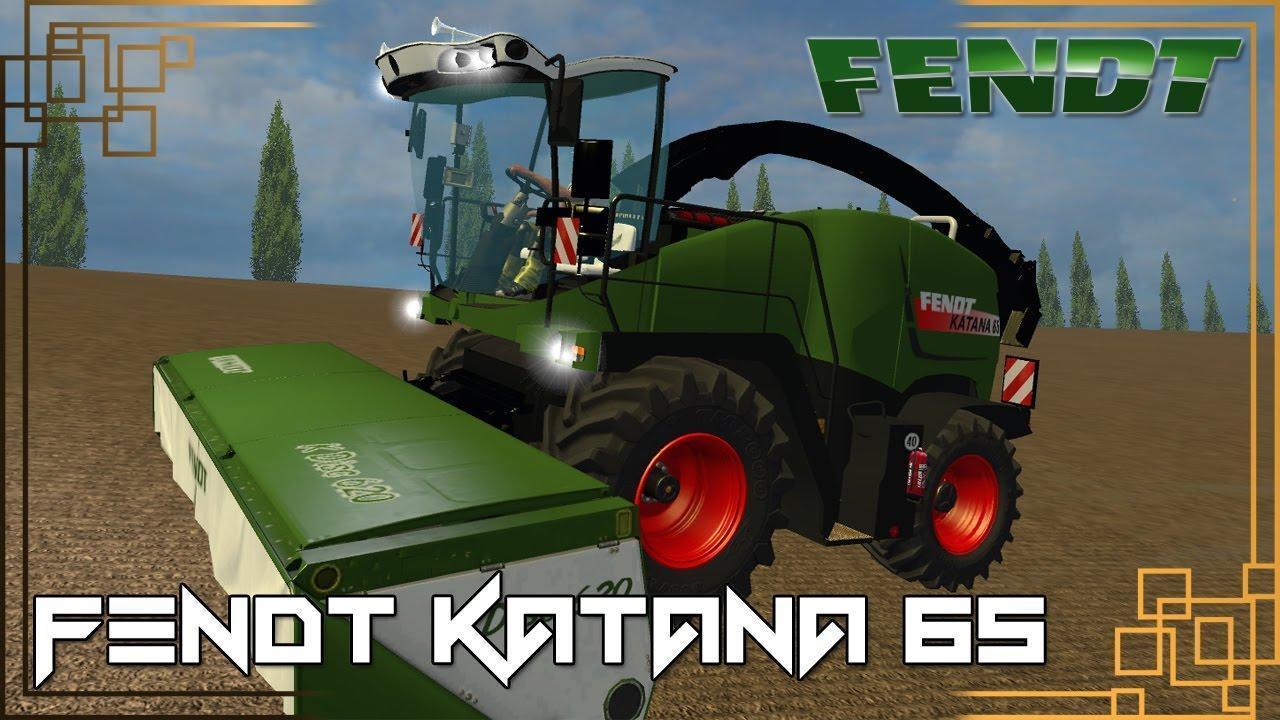 KATANA » GamesMods net - FS19, FS17, ETS 2 mods