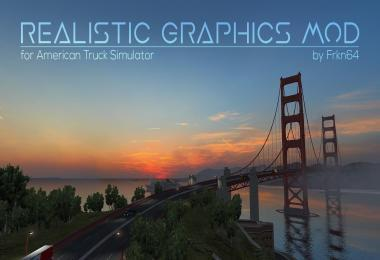 REALISTIC GRAPHICS MOD V2 2 0 1 32 X » GamesMods net - FS19, FS17