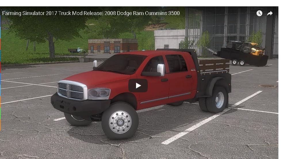 Dodge » GamesMods net - FS19, FS17, ETS 2 mods