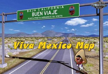 VIVA MEXICO MAP V2.4.8