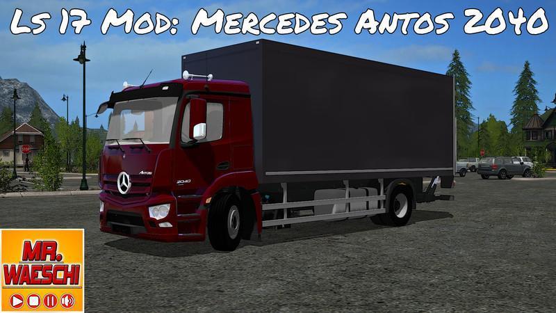 Benz Gamesmods Net Fs19 Fs17 Ets 2 Mods