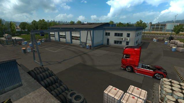 Garage Gamesmodsnet Fs19 Fs17 Ets 2 Mods