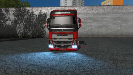 BLUE HEADLIGHTS FOR ALL TRUCKS 1.31.X – 1.32.X