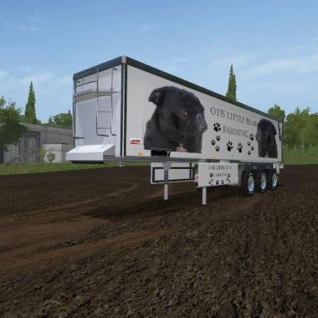 OTIS LITTLE BEAR FARMING TRAILER BULK V1.0