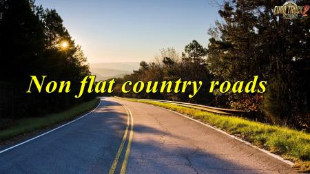 NON FLAT COUNTRY ROADS V0.2 1.32