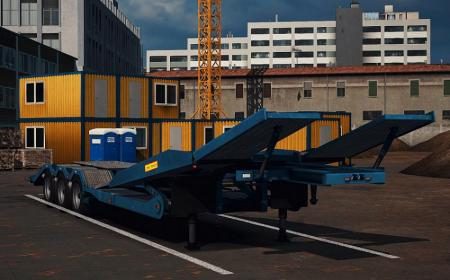 OWNERSHIP TRUCK TRANSPORT TRAILER 1.32.X