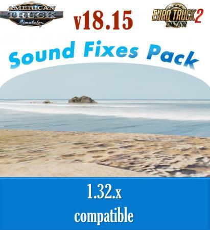 [ATS] SOUND FIXES PACK V18.15.3