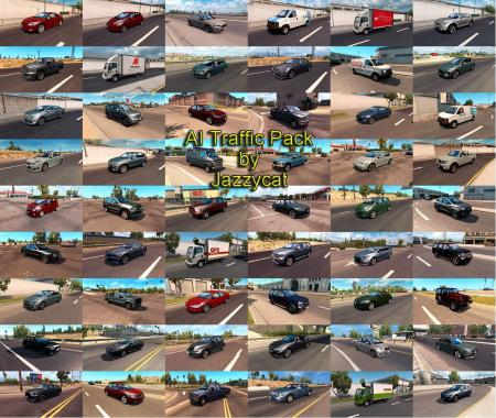AI TRAFFIC PACK BY JAZZYCAT V5.1