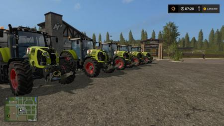CLAAS ARION SERIES V1.0.0