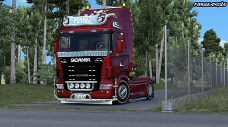 MUSTAFA DEMIR SCANIA G420 V1.0