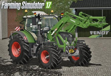 FENDT 500 VARIO SCR FULL PACK