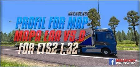 PROFIL FOR MAP EAA V5.0 FOR 1.32