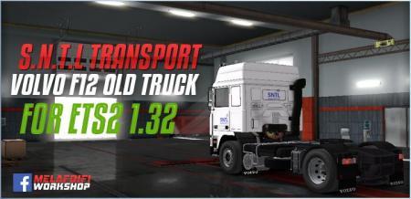 SKIN S.N.T.L TRANSPORT FOR ETS2 1.32