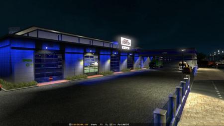 NEW GARAGE BY TDS-ECO 1.32.X