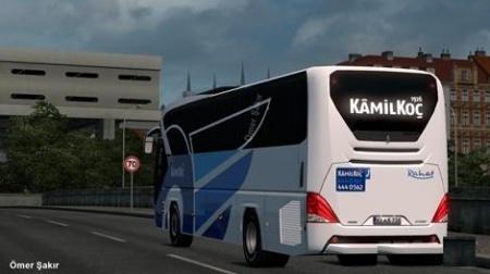 NEOPLAN NEW TOURLINER BUS V1.0