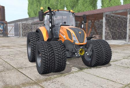NEW HOLLAND T5.120 GAMLING EDITION