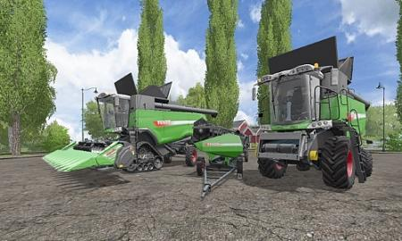 [FBM Team] Fendt Harvester Pack MR / GB