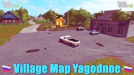 YAGODNOE MAP V1.4.1