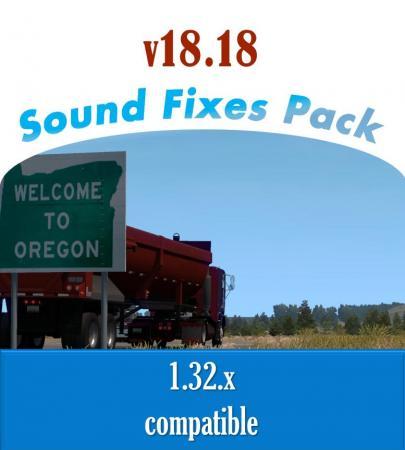 SOUND FIXES PACK V18.18