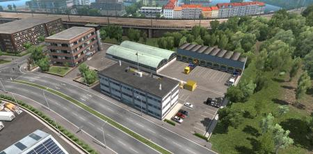 WAREHOUSE IN DRESDEN V1.0