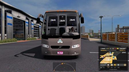 ASIAN XPRESS SKIN FOR VOLVO DBMX GRAND AND PX V1.0