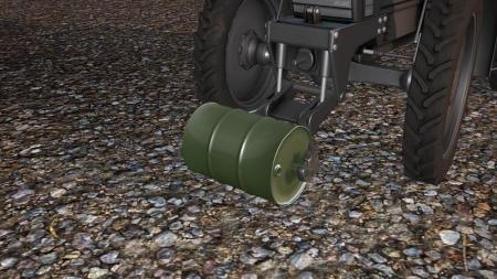 MULTICOLOR BARREL WEIGHT V1.17
