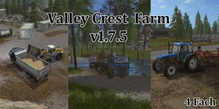 VALLEY CREST FARM 4X V1.7.5