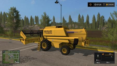 NEW HOLLAND TX 65 V1.0