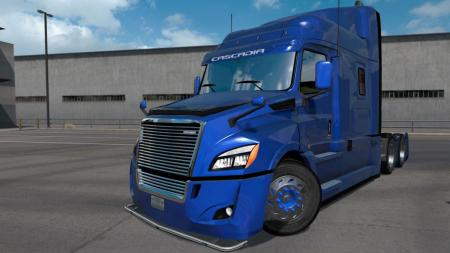 FREIGHTLINER CASCADIA 2018 – ULTRABALD EDIT V1.4 FOR ATS
