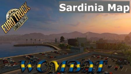SARDINIA MAP ADD-ON V0.9.1 [1.32]