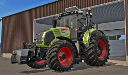 CLAAS AXION 800 (810, 830, 850) V1.0.0.0