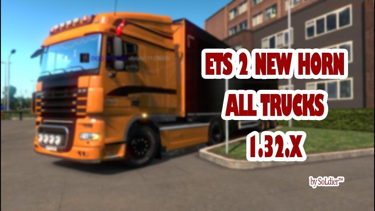 HORN » GamesMods net - FS19, FS17, ETS 2 mods