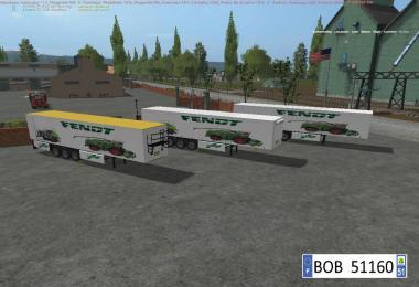PACK 2 TRAILERS FENDT 4 IN 2 V1.1.0.0