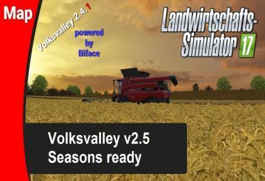 VOLKSVALLEY V2.5 SEASONS READY