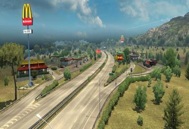 MHAPRO EU 1.32.1 FOR ETS2 1.33.X