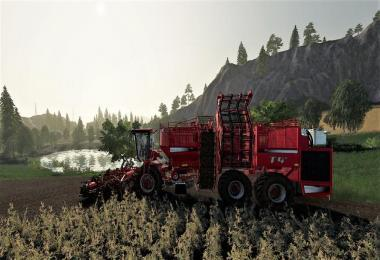 TERRA DOS T 4_40 + HOLMER HR 12 CUTTING UNIT (POTATO ONLY) V1.0