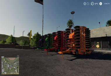 FS19 SEEDER PACK V1.0