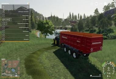 SELF LOADING WAGON RAPIDE 8400W V1.0
