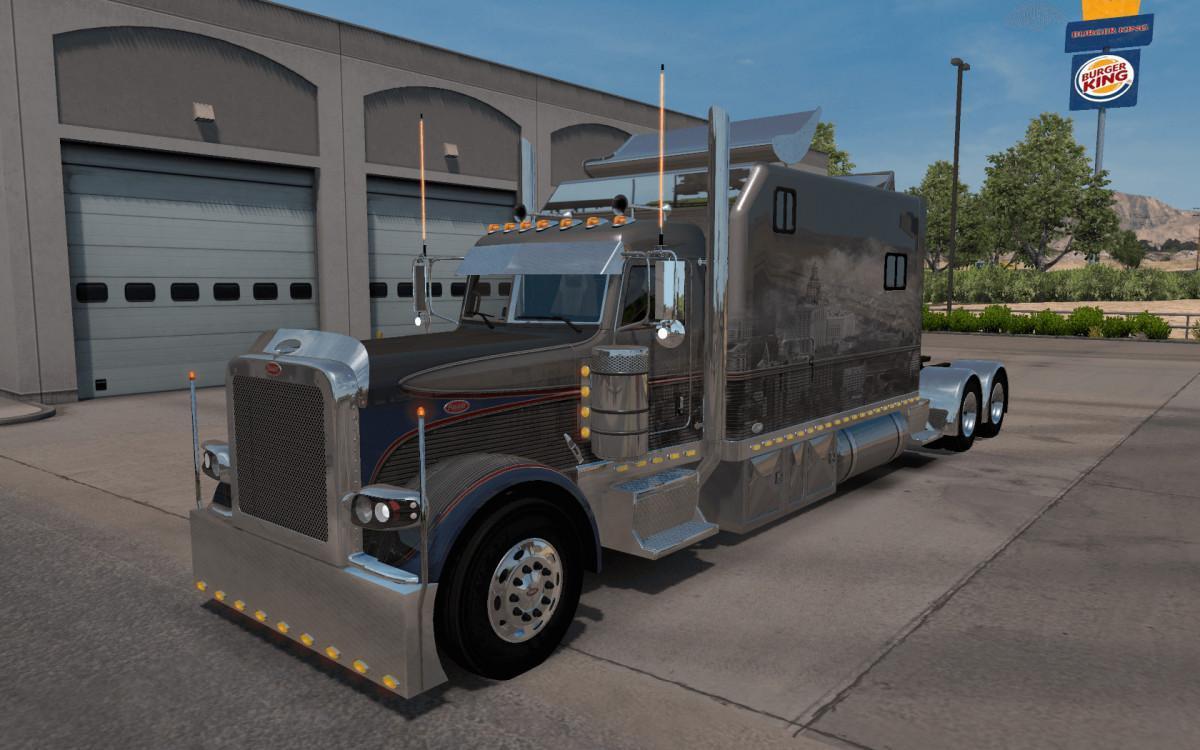 PETERBILT 389 LONG SLEEPER TUNED 1 32 X » GamesMods net