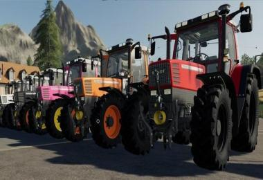 FENDT FAVORIT 500 WITH COLOR CHOICE V1.0