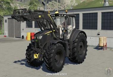 JOHN DEERE 6R BLACK EDITION V1.0.0.2