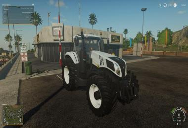 NEW HOLLAND T8 V1.0.0.0