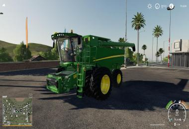 JOHN DEERE S790 AND 645FD HEADER V1.0
