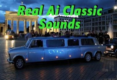 SOUNDS FOR CLASSIC CARS PACK BY TRAFFICMANIAC V2.0
