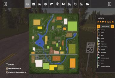 FS19 GOLDCREST VALLEY V1.0
