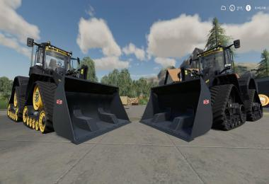NEW HOLLAND W190D WHEEL LOADER V1.0