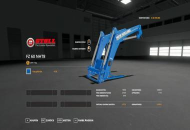 NEW HOLLAND STOLL V1.0