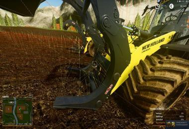WHEEL LOADER POLTERFORK V1.0